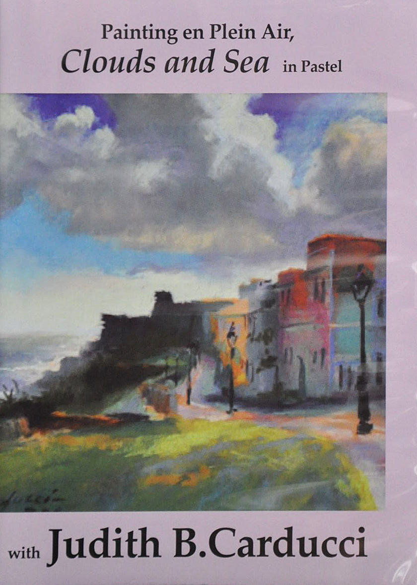 Carducci, Judith: JC02 - Clouds & Sea in Pastel