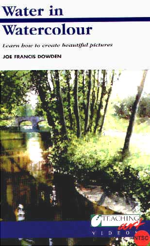Dowden, Joe: JFD03 - Water in Watercolor