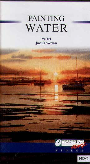 Dowden, Joe: JFD04 - Painting Water