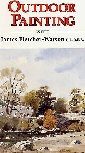 Fletcher-Watson, James: JFW2 - Outdoor Painting