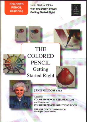 Gildow, Janie: JG1 - The Colored Pencil