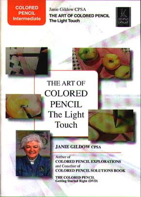 Gildow, Janie: JG2 - The Art of Colored Pencil
