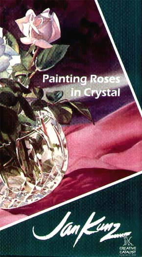 Kunz, Jan: JK3 - Painting Roses in Crystal
