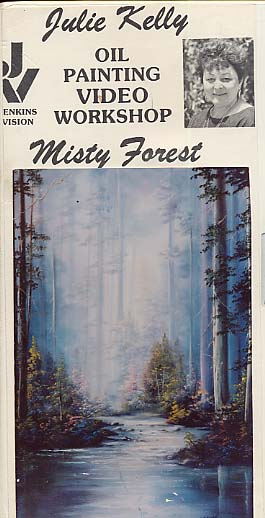 Kelly, Julie: JK300 - Misty Forest