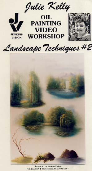 Kelly, Julie: JK304 - Landscape Techniques 2