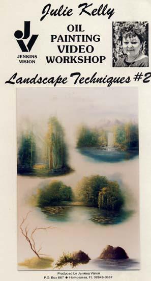 Kelly, Julie: JK304 - Landscape Techniques 2