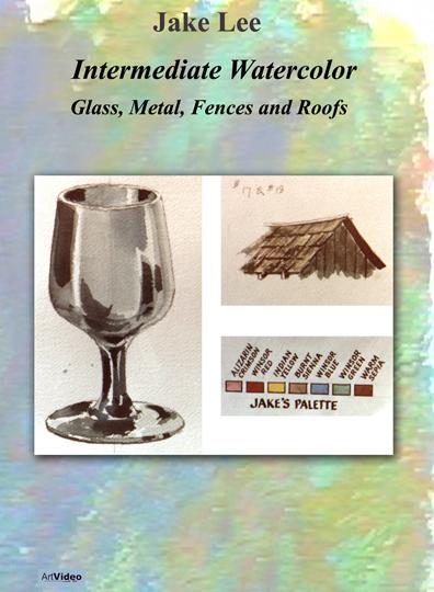 Lee, Jake: JL1718 - Glass, metal, Fences & Roofs