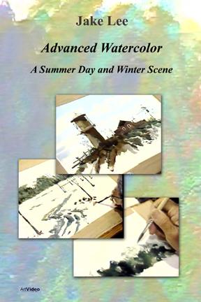 Lee, Jake: JL3536 - A Summer Day & Winter Scene