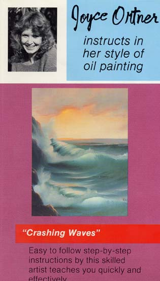 Ortner, Joyce: JO02 - Crashing Waves