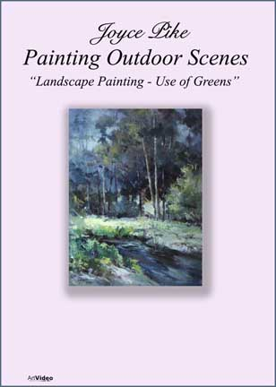 Pike, Joyce: JPS2 - Outdoor Painting Series