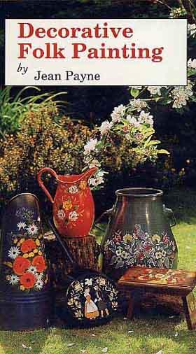 Payne, Jean: JPY01 - Decorative Folk Painting