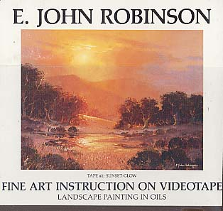 Robinson, E. John: JR302 - Sunset Glow