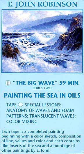 Robinson, E. John: JR501 - The Big Wave