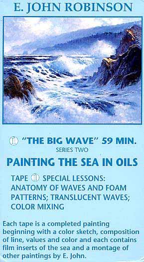 Robinson, E. John: JR501 - The Big Wave