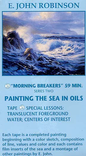 Robinson, E. John: JR502 - Morning Breakers