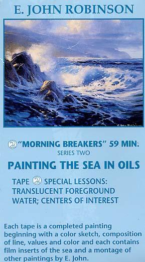 Robinson, E. John: JR502 - Morning Breakers