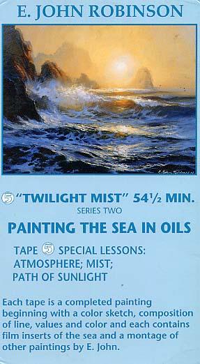 Robinson, E. John: JR505 - Twilight Mist