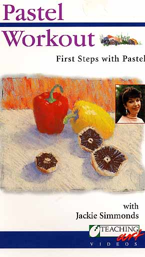 Simmonds, Jackie: JS01 - First Steps with Pastel