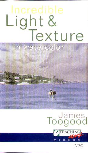 Toogood, James: JTG01 - Incredible Light & Texture in Watercolor