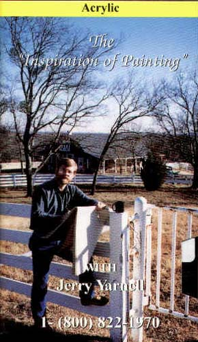 Yarnell, Jerry: JY02 - Lesson 2:  Skys, Background, Distance