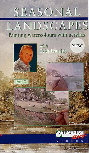 Fenwick, Keith: KF02 - Landscapes II - More Detail