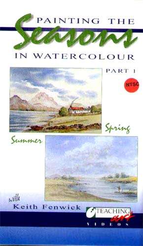 Fenwick, Keith: KF03 - Seasons in Watercolor Pt. 1