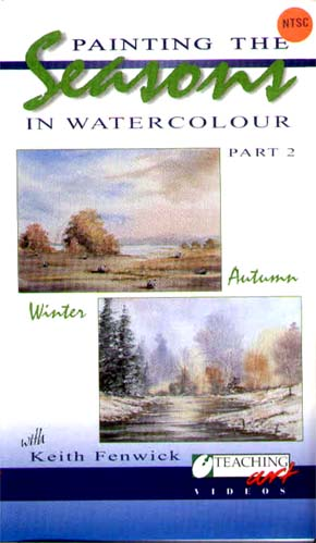 Fenwick, Keith: KF04 - Seasons in Watercolor Pt. 2