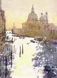 Howard, Ken: KHW1 A Vision of Venice in Watercolor