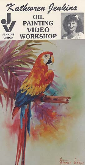 Jenkins, Kathwren: KJ200 - Scarlet Macaw
