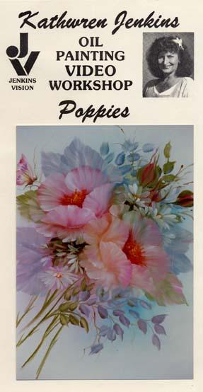 Jenkins, Kathwren: KJ201 - Poppies