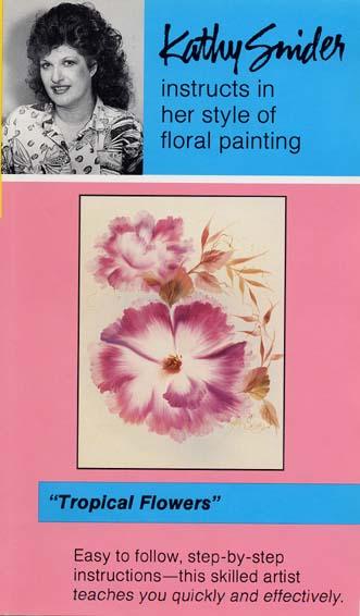 Snider, Kathy: KS01 - Tropical Flowers