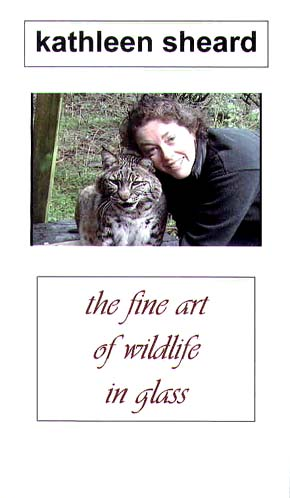 Sheard, Kathleen: KSH1 - The Fine Art of Wildlife in Glass