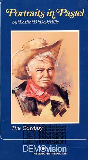 DeMille, Leslie: LDM108 - The Cowboy, Portrait