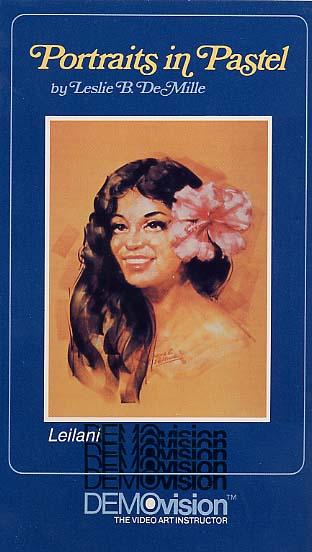 DeMille, Leslie: LDM112 - Leilani, Female Portrait