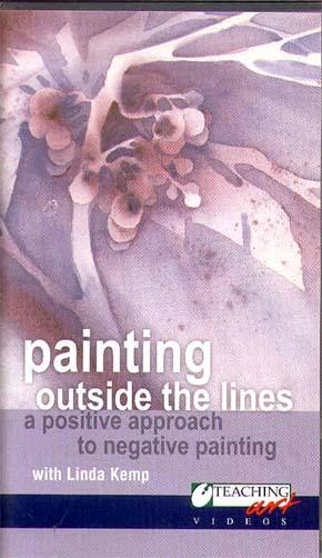 Kemp, Linda: LK1 Painting Outside the Lines
