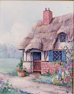 Lee, Linda: LL102 - English Country Cottage