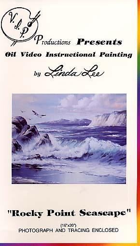 Lee, Linda: LL105 - Rocky Point Seascape