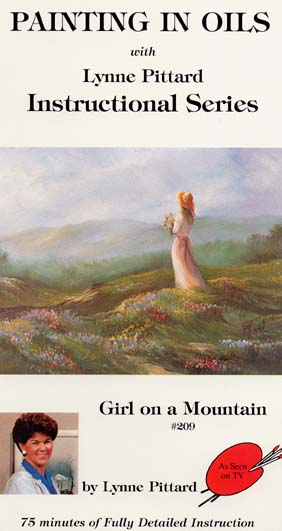 Pittard, Lynn: LP69 - Girl on Mountain