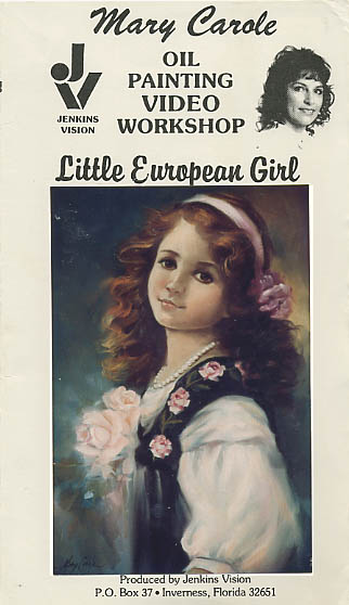 Carole, Mary: MC610 - Little European Girl