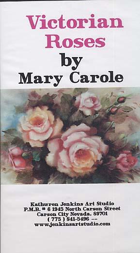Carole, Mary: MC613 - Victorian Roses