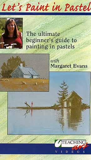 Evans, Margaret: ME06 - Let's Paint in Pastel