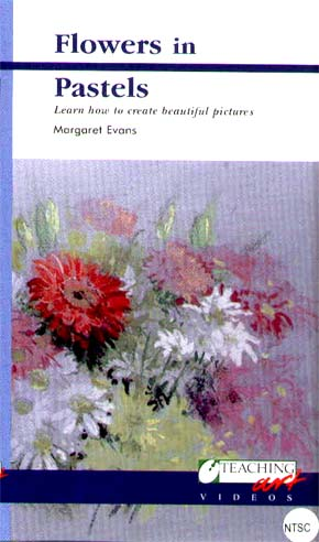 Evans, Margaret: ME08 - Flowers in Pastels
