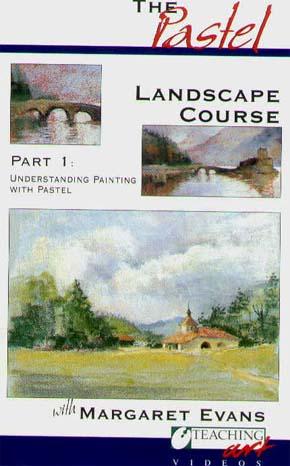 Evans, Margaret: ME10 - Pastel Landscape Course Pt.1
