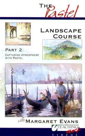 Evans, Margaret: ME11 - Pastel Landscape Course Pt.2