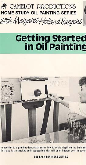 Sargent, Margaret H.: MHS1 - Getting Started in Oil