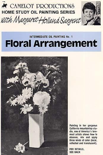 Sargent, Margaret H.: MHS3 - Floral Arrangement