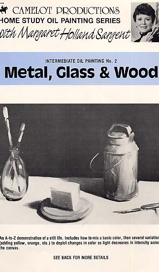 Sargent, Margaret H.: MHS4 - Metal, Glass, Wood