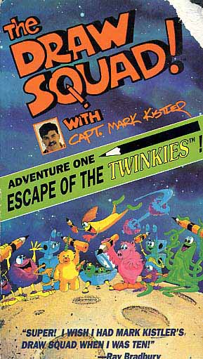 Commander Mark Series: MKP106 - Adventure Series: Escape of the Twinkies