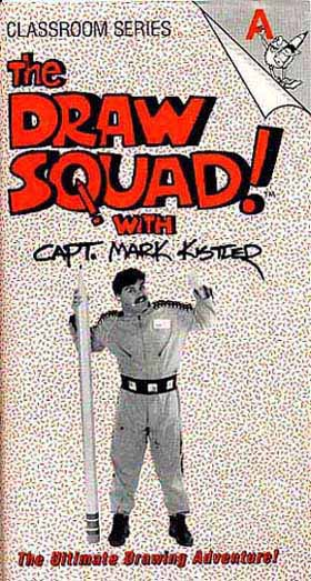 Commander Mark Series: MKPA - Lessons 1-4 Ultimate Drawing Adventure!