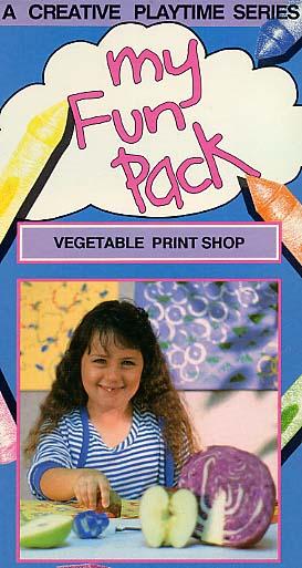 Abowitt, Julie: MV415 - Vegitable Printshop